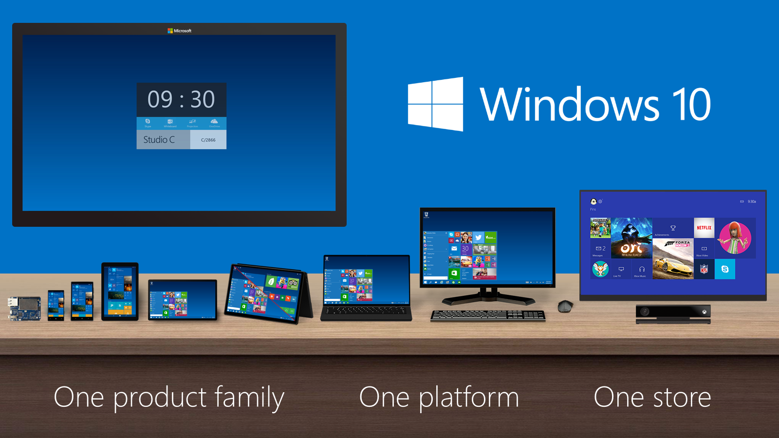 Windows 10 - Main Image